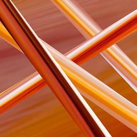 Noel St John - Orange Straws