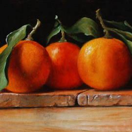 Dan Petrov - Oranges