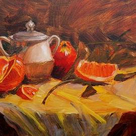 Elena Sokolova - Oranges