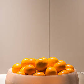 Chay Bewley - Oranges in Bowl in Kitchen