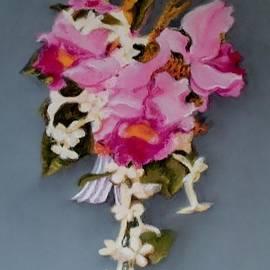 Gea Scheltinga - Orchid bouquet