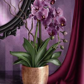 April Moen - Orchid I