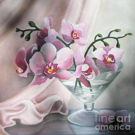 Vesna Martinjak - Orchids