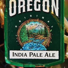 Marcus Dagan - Collectible Oregon Beer Tap