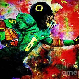 Michael Cross - Oregon Football 3