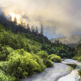 Debra and Dave Vanderlaan - Oregon Mountain Sunrise