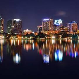 Frozen in Time Fine Art Photography - Orlando Panoramic View