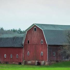 Guy Whiteley - Orleans County Barn  7K00977
