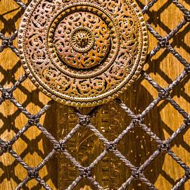 Carolyn Marshall - Ornate Door Knob