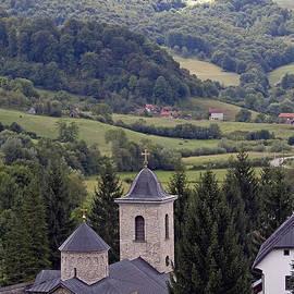 Ladi  Kirn - Orthodox Christian monastery Gomionica
