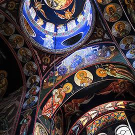 Elena Elisseeva - Orthodox church interior