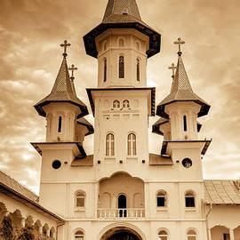 Nick Mares - Orthodox Monastery Oradea Romania