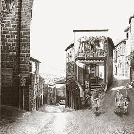 Norman Bean - Orvieto Italy