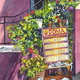 Carol Wisniewski - Osteria Roma