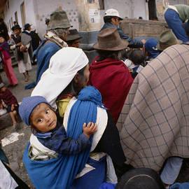 Craig Lovell - Otavalo Market - Ecuador