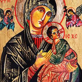 Ryszard Sleczka - Our Lady of Perpetual Help Icon