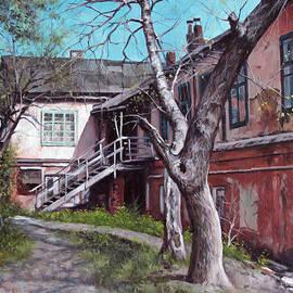 Alexander Volya - Our Yard