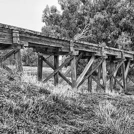 Paul Donohoe - Outback Rail Bridge