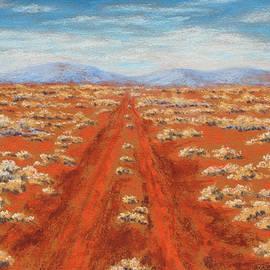 David Clode - Outback track