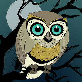 Mark Ashkenazi - Owl 3
