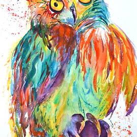 Beverley Harper Tinsley - Owl Be Seeing You