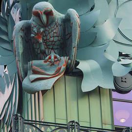 Robert Storost - Owl Gargoyle 2