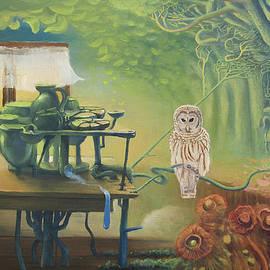 Wojciech Pater - Owl