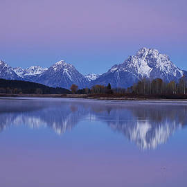 Lee Kirchhevel - Oxbow Bend Sunrise 1
