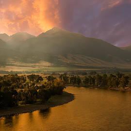 Randall Branham - Oxbow Sacaramento River Calif