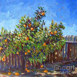 Vanessa Hadady BFA MA - Oxford Citrus
