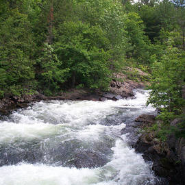 Richard Andrews - Oxtongue River - Rapids