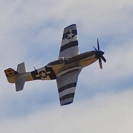 Maj Seda - P-51D Mustang