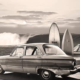 Larry Butterworth - Pacific Coast