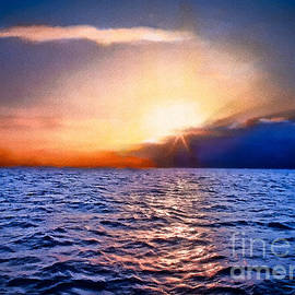 Bob and Nadine Johnston - Pacific Sunset Big Sur California