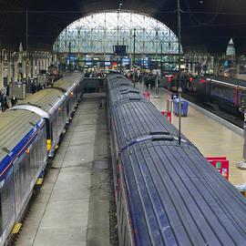 Christi Kraft - Paddington Station