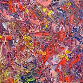 Ana Maria Edulescu - Paint Action 1