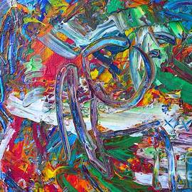 Ana Maria Edulescu - Paint Action 3a