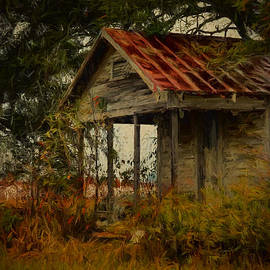 Dave Bosse - Painted Yesterday House