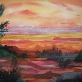 Ellen Levinson - Painted Desert II