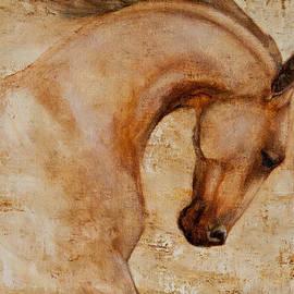 Jani Freimann - Painted Determination 1