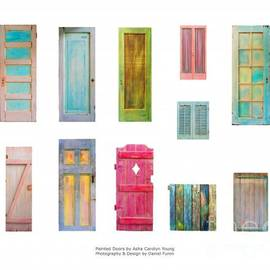 Asha Carolyn Young and Daniel Furon  - Painted Doors and Window Panes
