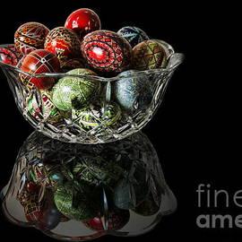 Harold Bonacquist - Painted Easter Eggs