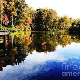 Nancy E Stein - Painted Fall in Summerfield