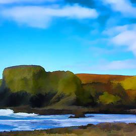 Steve McKinzie - Painted Lighthouse
