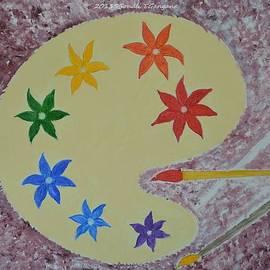 Sonali Gangane - Painted Palette