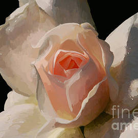 Lois Bryan - Painted Rose