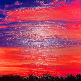 Tina M Wenger - Painted Sky