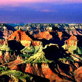 Bob Johnston - Painting the Grand Canyon National Park