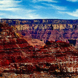 Bob and Nadine Johnston - Painting The Grand Canyon National Park