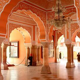 Sophie Vigneault - Palace in Jaipur